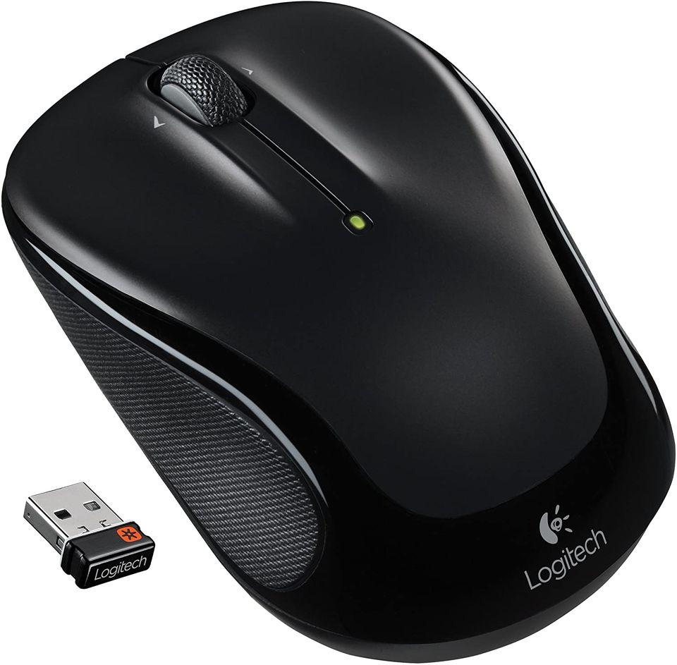 Logitech M325 Wireless Mouse for Web Scrolling