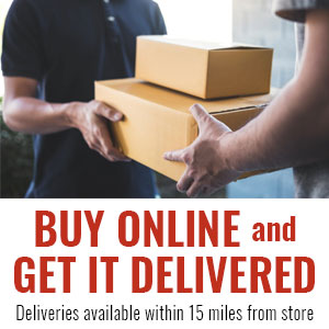 Buy online and get it delivered